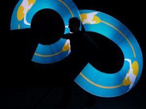 LED-Show Event